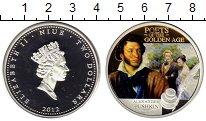 Изображение Монеты Новая Зеландия Ниуэ 2 доллара 2012 Серебро Proof