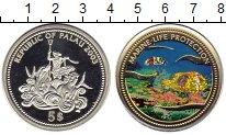 Изображение Монеты Палау 5 долларов 2003 Серебро Proof