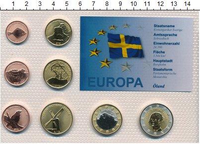 Изображение Наборы монет Швеция Набор 2012 года 2012  UNC