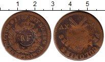 Изображение Монеты Гваделупа 2 марки 1793 Медь VF