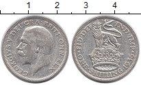 Изображение Монеты Великобритания 1 шиллинг 1936 Серебро XF-