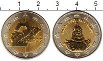 Изображение Монеты Венгрия 2 евро 2008 Биметалл UNC