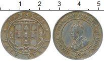 Изображение Монеты Ямайка 1/2 пенни 1919 Медно-никель XF