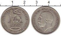 Изображение Монеты Великобритания 1 шиллинг 1930 Серебро VF