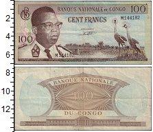 Изображение Банкноты Конго 100 франков 0  VF