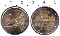 Изображение Монеты Италия 2 евро 2017 Биметалл UNC