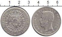 Изображение Монеты Швеция 2 кроны 1910 Серебро VF