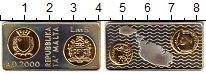 Изображение Монеты Мальта 5 лир 2000 Серебро UNC-