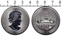Изображение Монеты Канада 5 долларов 2017 Серебро UNC