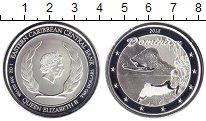 Изображение Монеты Карибы 2 доллара 2018 Серебро Proof