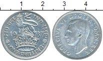 Изображение Монеты Великобритания 1 шиллинг 1937 Серебро XF-