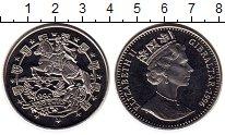 Изображение Монеты Великобритания Гибралтар 2,8 экю 1996 Медно-никель UNC