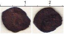 Изображение Монеты Россия 1462-1505 Иван III 1 пуло 1462 Медь VF