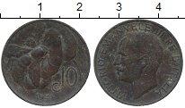 Изображение Дешевые монеты Италия 10 чентезимо 1923
