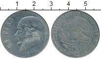 Изображение Дешевые монеты Мексика 1 песо 1979