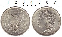 Изображение Монеты США 1 доллар 1883 Серебро UNC-