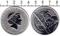 Изображение Монеты Ниуэ 2 доллара 2018 Серебро Proof