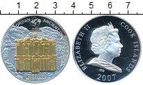 Изображение Монеты Острова Кука 10 долларов 2007 Серебро Proof-