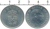 Изображение Дешевые монеты Дания 1 крона 1963