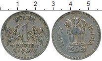 Изображение Дешевые монеты Индия 1 рупия 1981