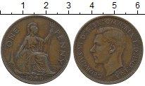 Изображение Дешевые монеты Великобритания 1 пенни 1946
