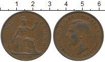 Изображение Дешевые монеты Великобритания 1 пенни 1938