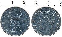 Изображение Дешевые монеты Швеция 1 крона 1973