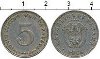 Изображение Дешевые монеты Панама 5 сентесим 1966