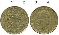 Изображение Дешевые монеты Италия 200 лир 1993