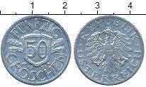 Изображение Дешевые монеты Австрия 50 грош 1952