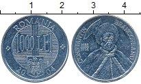 Изображение Дешевые монеты Румыния 1000 лей 2004