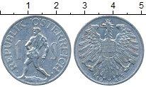 Изображение Дешевые монеты Австрия 1 шиллинг 1946