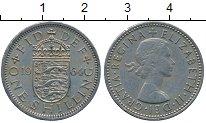 Изображение Дешевые монеты Великобритания 1 шиллинг 1964