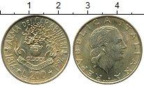 Изображение Дешевые монеты Италия 200 лир 1994