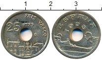 Изображение Дешевые монеты Испания 25 песет 1993
