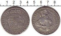 Изображение Монеты Австрия Тироль 1 талер 1632 Серебро VF