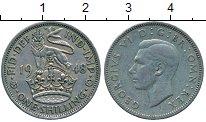 Изображение Дешевые монеты Великобритания 1 шиллинг 1948 Медно-никель XF