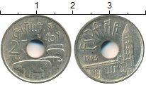 Изображение Дешевые монеты Испания 2 песеты 1995 Латунь XF-