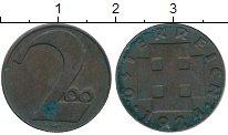 Изображение Дешевые монеты Австрия 2 гроша 1924 Медь VF