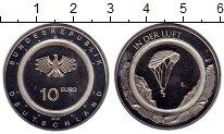 Изображение Мелочь Германия 10 евро 2019 Медно-никель UNC