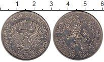 Изображение Монеты Германия ФРГ 5 марок 1986 Медно-никель UNC-