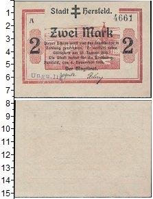 Изображение Банкноты Германия : Нотгельды 2 марки 1918  XF