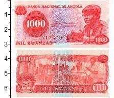 Изображение Банкноты Ангола 1000 кванза 1976  UNC