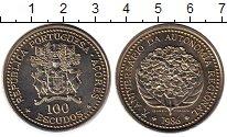 Изображение Монеты Азорские острова 100 эскудо 1986 Медно-никель UNC-