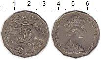 Изображение Монеты Австралия 50 центов 1983 Медно-никель XF