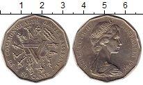 Изображение Монеты Австралия 50 центов 1982 Медно-никель UNC-