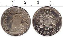 Изображение Монеты Барбадос 5 центов 1973 Медно-никель XF