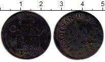 Изображение Монеты Италия Неаполь 9 кавалли 1792 Медь VF