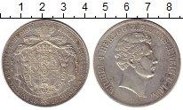 Изображение Монеты Германия Брауншвайг-Люнебург 2 талера 1854 Серебро XF