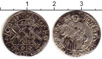 Изображение Монеты Германия Триер 4 пфеннига 1861 Серебро XF-
